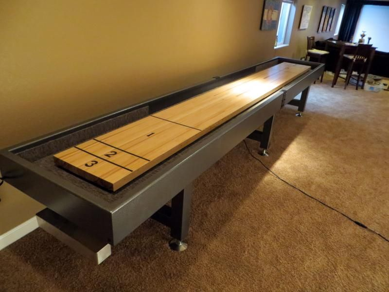 Exceptionnel Image Result For Diy Shuffleboard Table