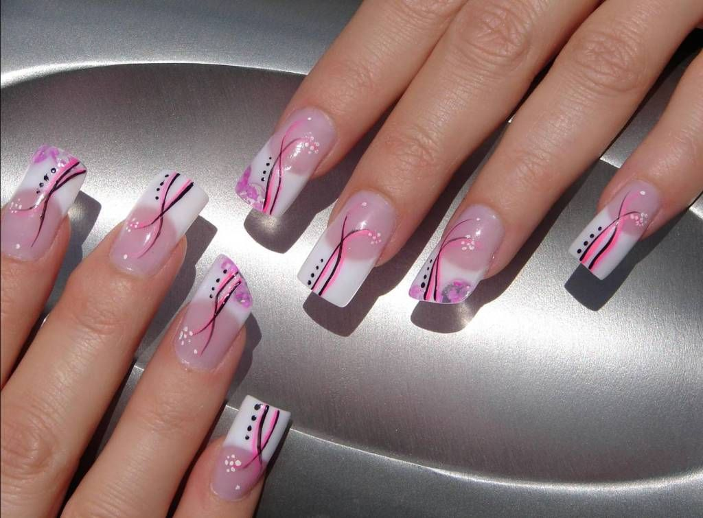 Airbrush nails designs nail designs gallery pinterest airbrush nails designs prinsesfo Images