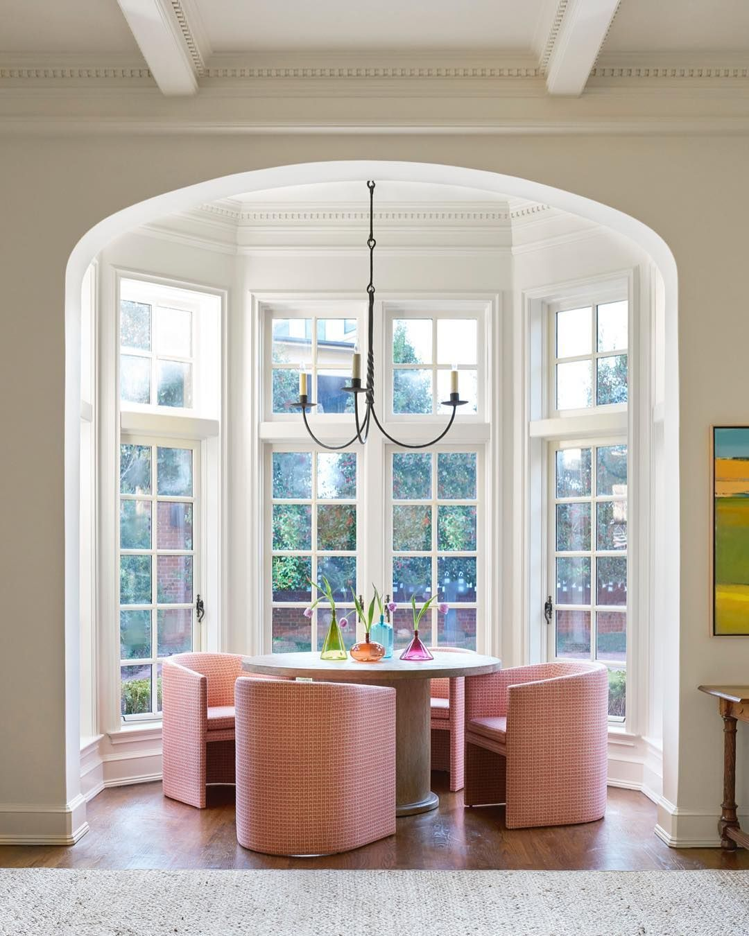 Contemporary Bay Window Ideas: Bay Window Ideas Blending Functionality With Modern