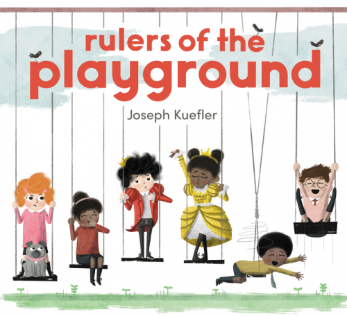 A stunning picture book about sharing, friendship, and kindness in a playground setting from Joseph Kuefler, the author/illustrator of Beyond the Pond....