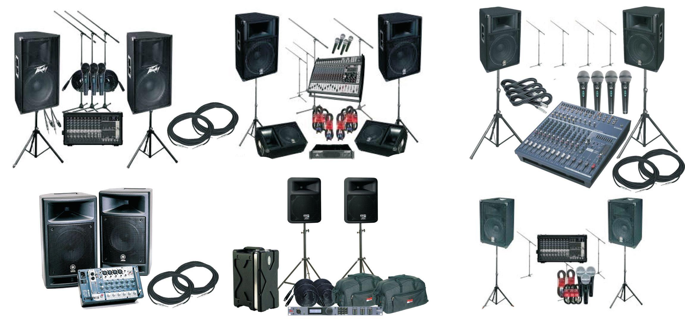 Empire av offers best quality of sound equipment and dj
