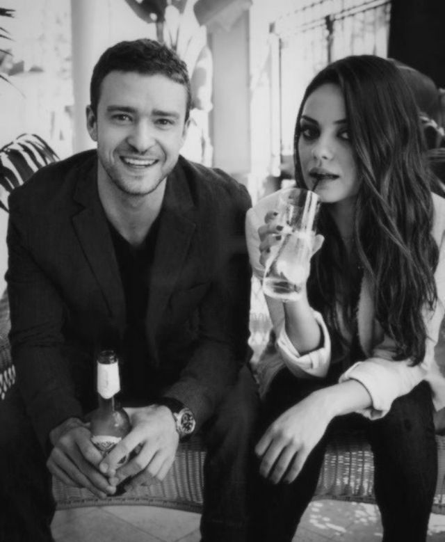 Timberlake: Not me in Kunis naked cell pic! - NY Daily News