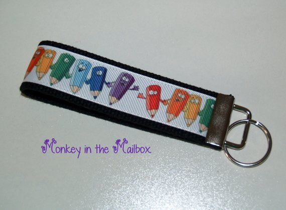 Different Wristlet Key Fobs #2