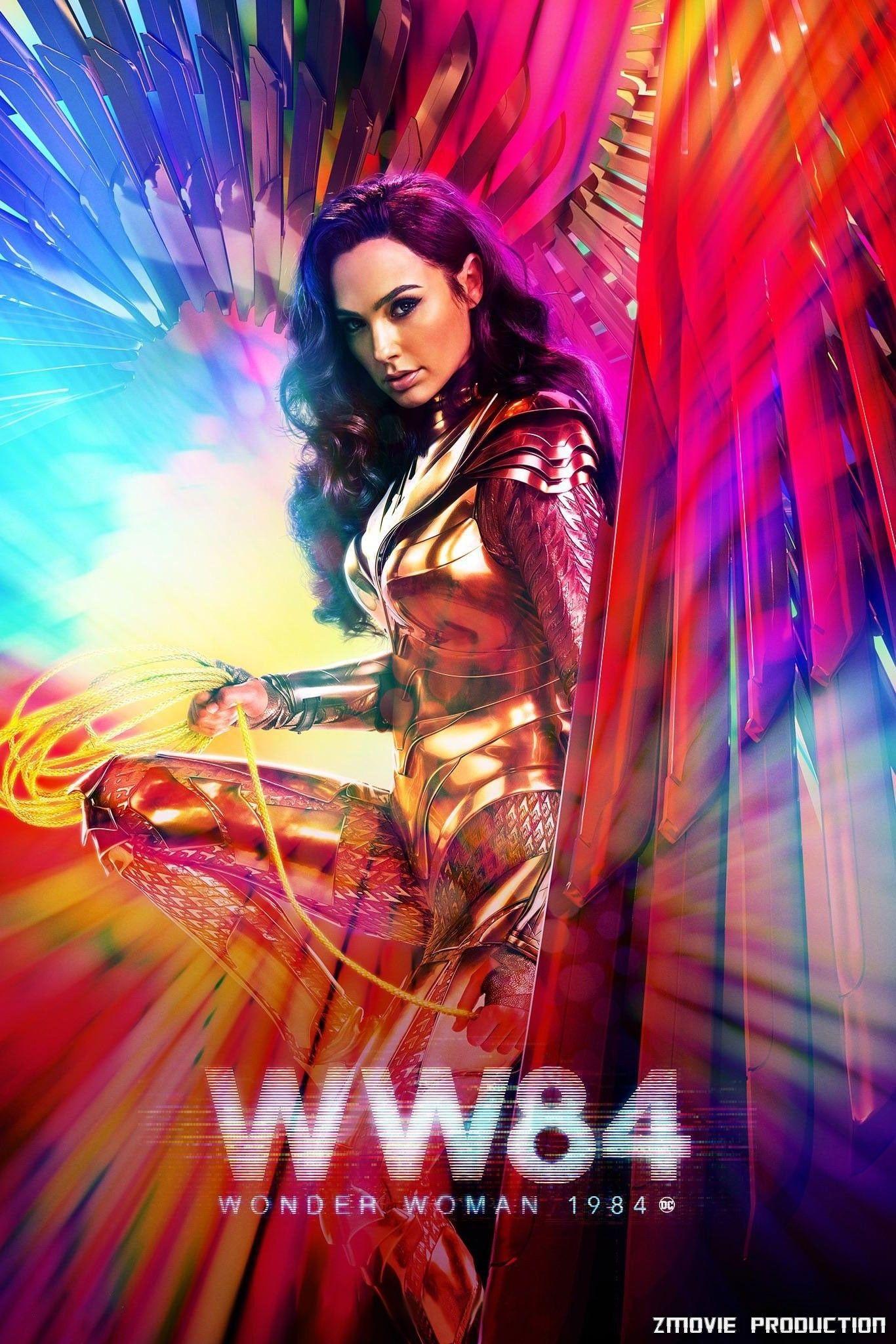 Regarder Wonder Woman 1984 2020 Film Complet En Francais Vf Gratuit Wonder Woman 1984 Movie Gal Gadot Wonder Woman