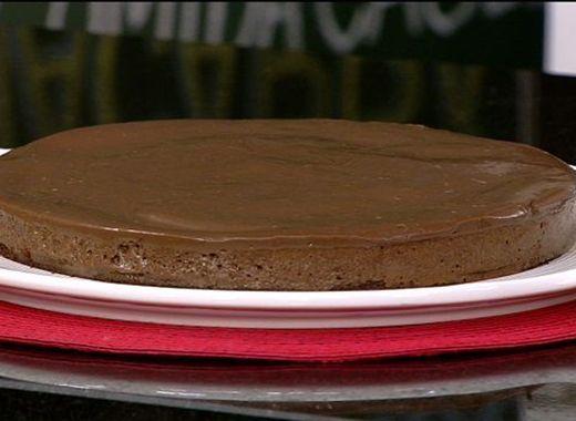 Bolo Mousse de Chocolate Zero Açúcar
