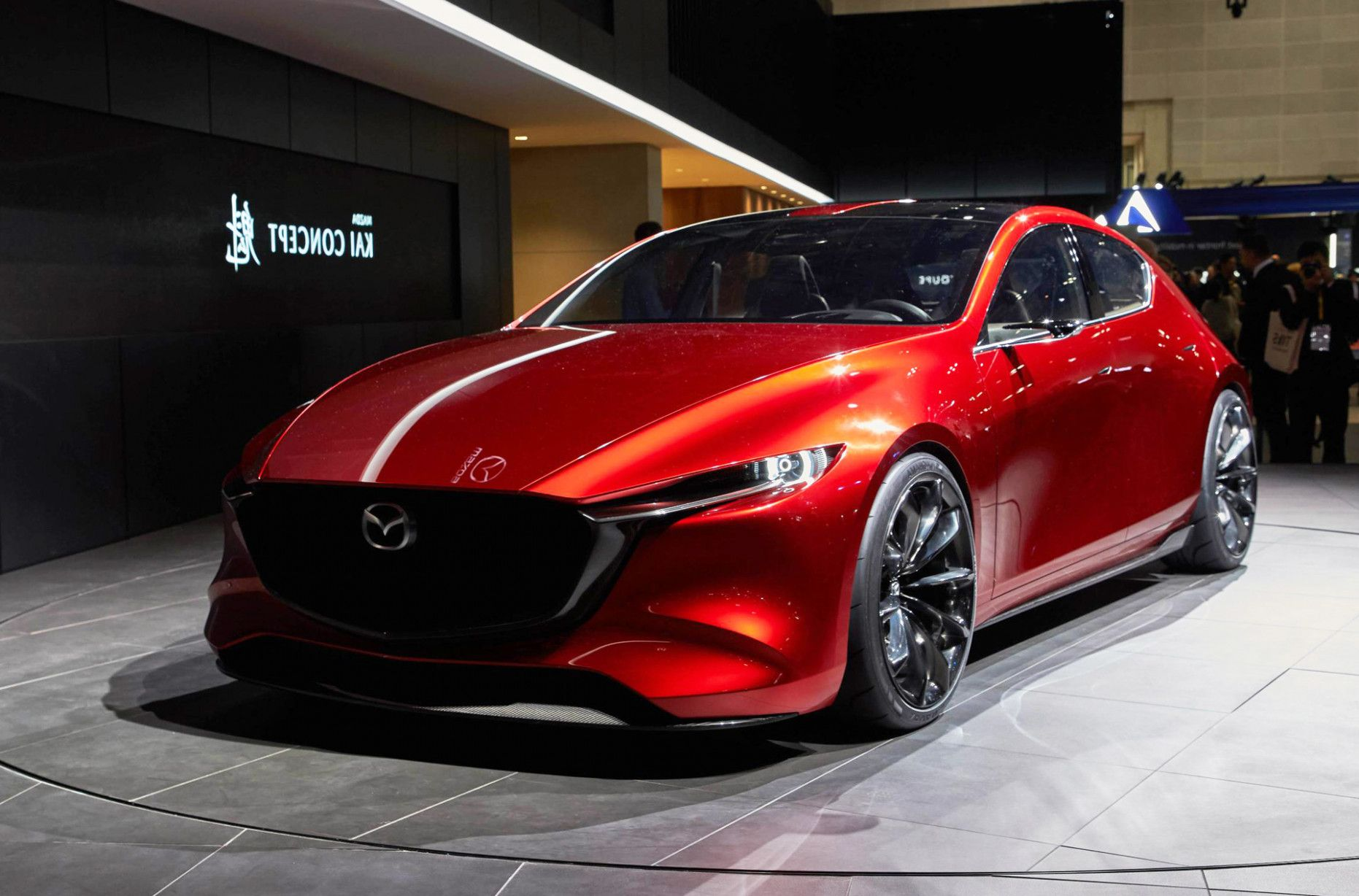 Ten Moments To Remember From Mazda 3 Kai 2020 Mazda Mazda 3 Concept Cars