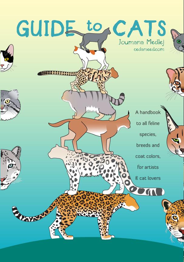 Guidetocats thebookbymajnounaiantartondeviantart artists guide to cats ebook by joumana medlej ebook fandeluxe Ebook collections