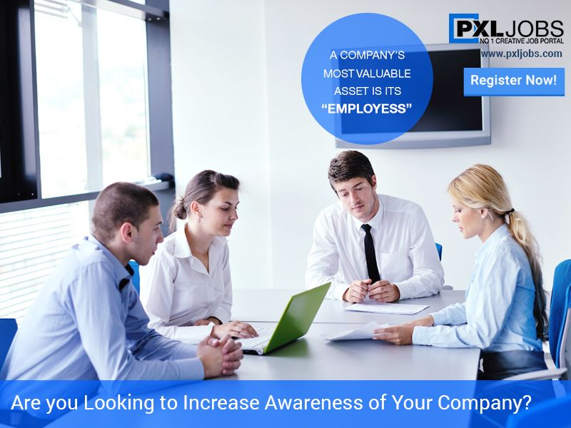 Are You Looking to Increase Awareness of Your Company