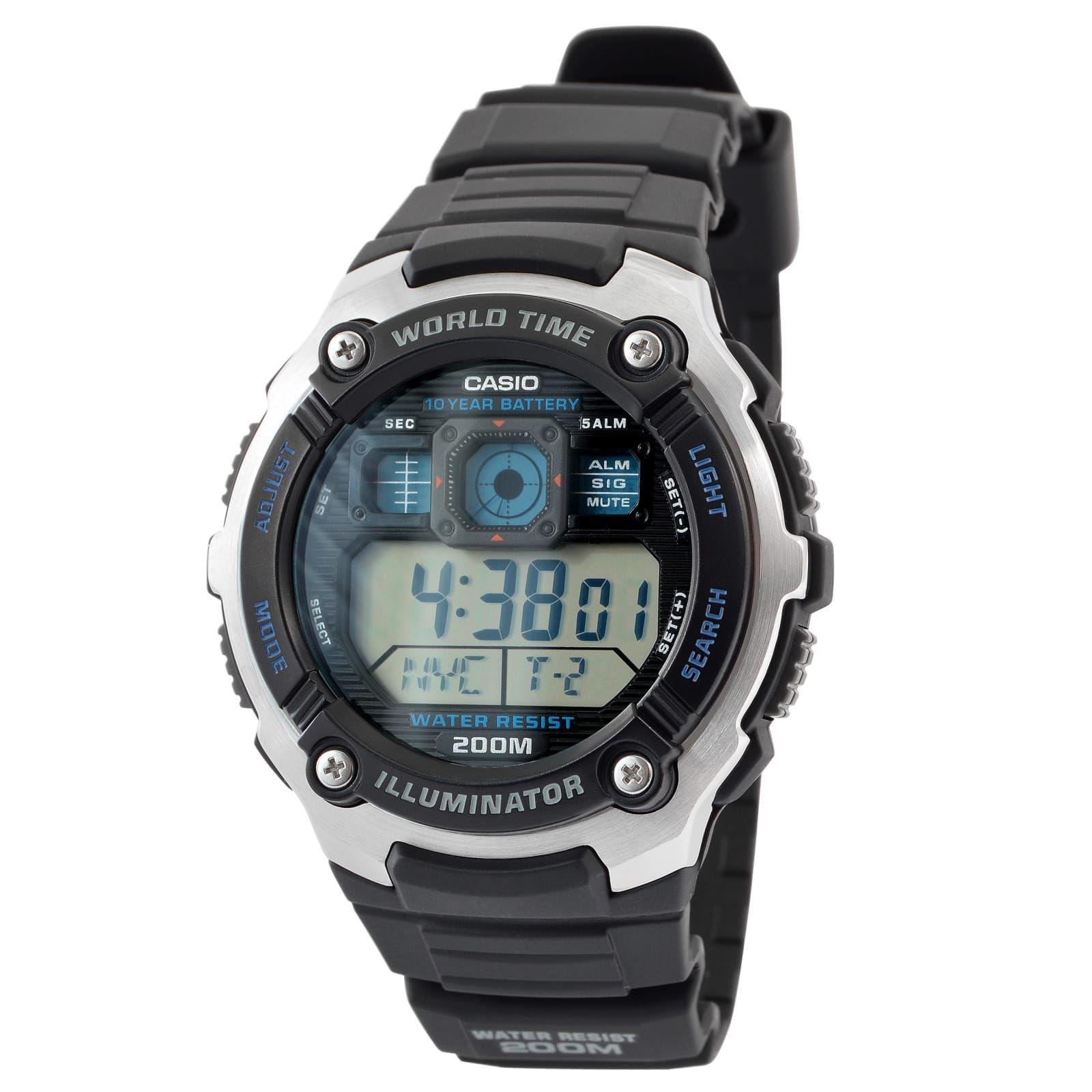 Illuminator Sport Watch | Casio | Free shipping over $75 #sportswatches