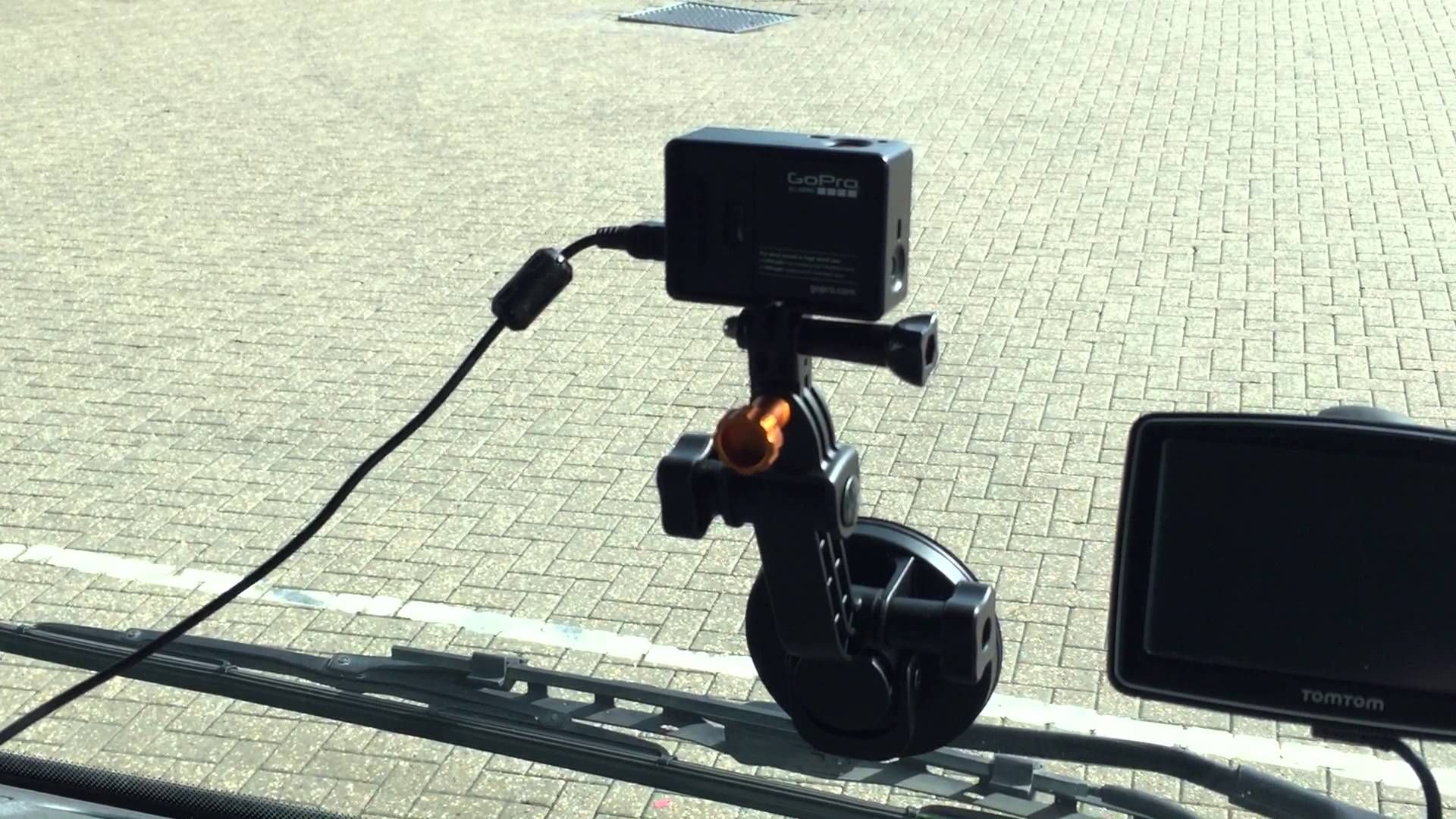 Gopro Dash Cam >> Gopro Hero 3 As A Dash Cam Gopro As A Dash Cam In My Truck