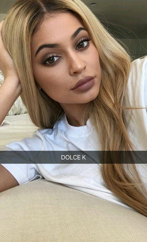 Imagen De Kylie Jenner, Makeup, And Dolce K
