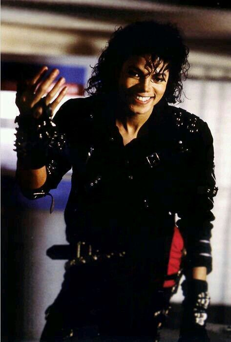 fotos de Michael Jackson - Bad.