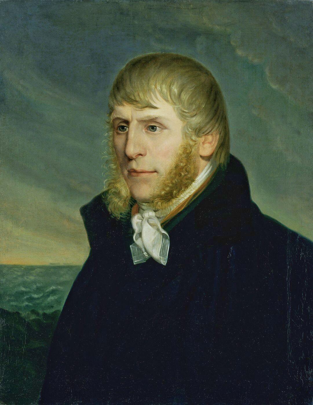 Caspar David Friedrich (1820)