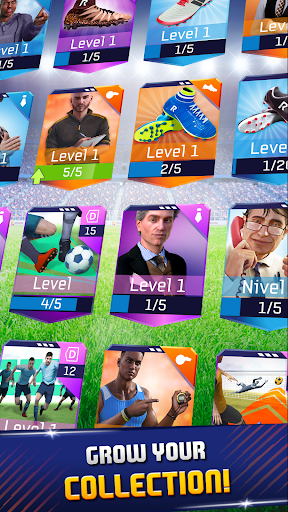 Soccer Star 2020 Football Cards The soccer game v0.5.1