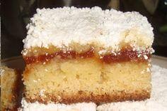 Puertorican guava cake!  Delicioso! ='D