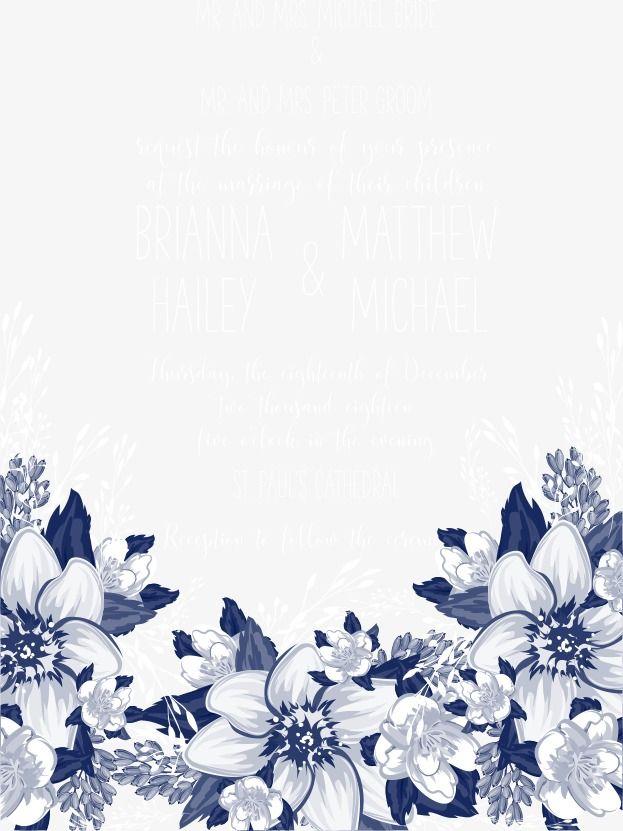 Pin de Mihuol en Frame | Pinterest | Invitaciones, Azul y Marcos