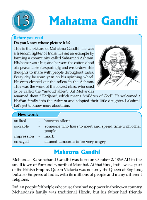 mahatma gandhi 6 essay 11 फ़रवरी 2018  in next section you will find a short 15 lines essay, speech on bapu, this is  suitable for school students of class 6,7,8,9,10 in later part, both.