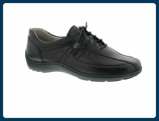 Waldlaufer Henni H Grosse 37 244 001 Schwarz Schnurhalbschuhe Fur Frauen Partner Link Schuhe Damen Schuhe Weite H Schuhe