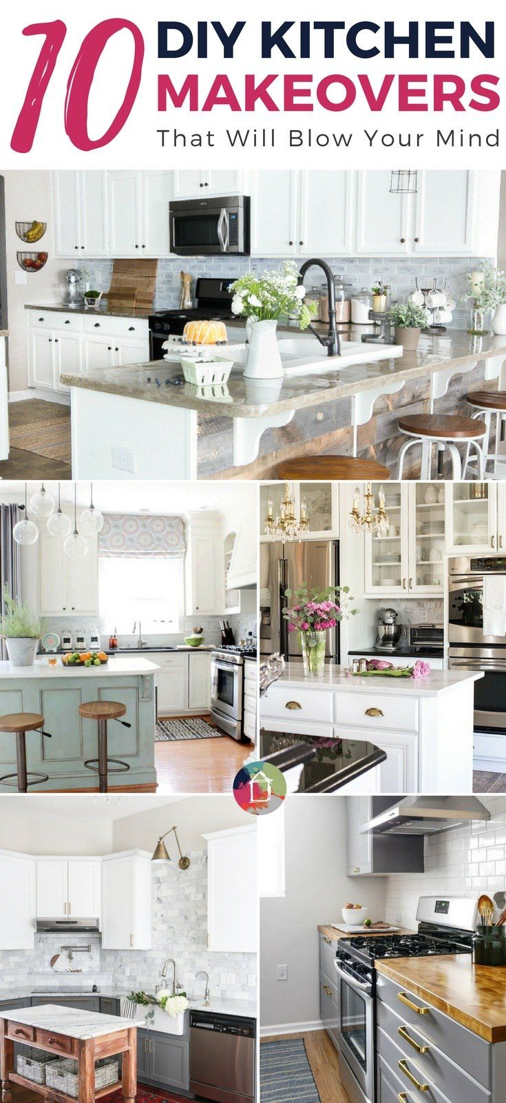 diy kitchen makeovers that will blow your mind kitchen