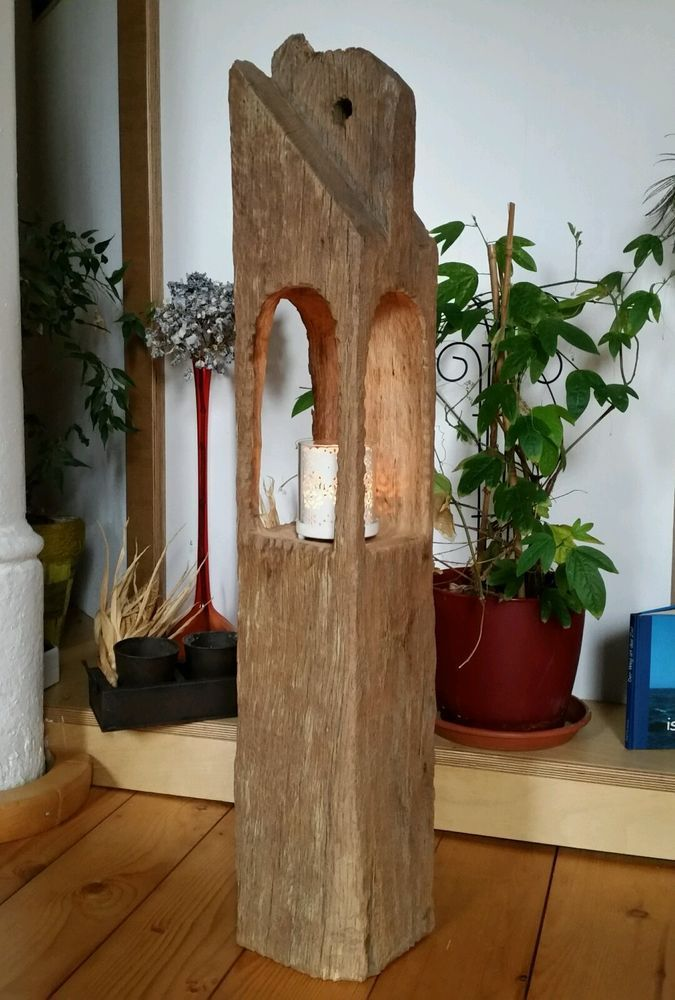 Pin auf Holz säulen