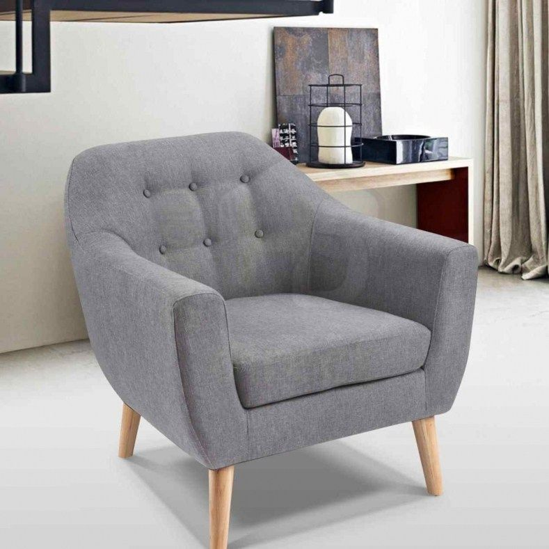 Scandinavian Single Sofa Interior Design For Small Square Living Space Scandinavia Vs Nordic Inspired Gray Dark Styles Bed Sillones Nordicos Sillones Nordico
