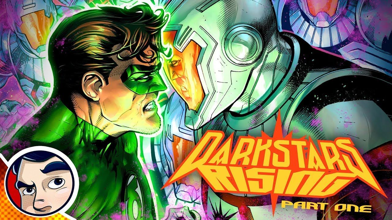 Green lantern replaced by killers darkstars rising pt1