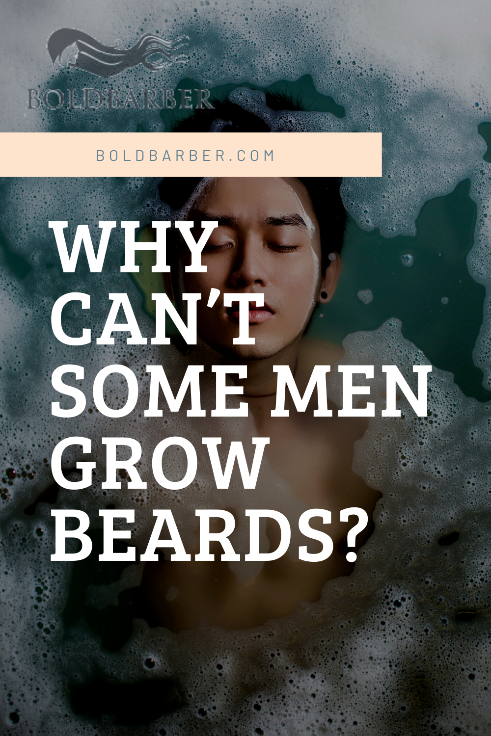 Everyone want a thick and soft beard but unfortunately not everyone can grow one. Why? What is beard genetics and is that a reason why you don't have a beard? #BoldBarber #beardthings #beard #barber #beardedmen