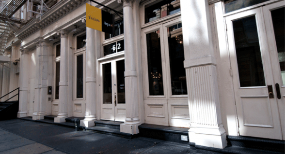 The Trespa Design Centre Is Located On 62 Greene St, New York