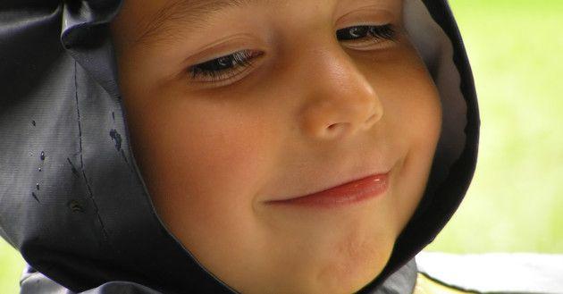 Lo que he aprendido de mi hijo tímido
