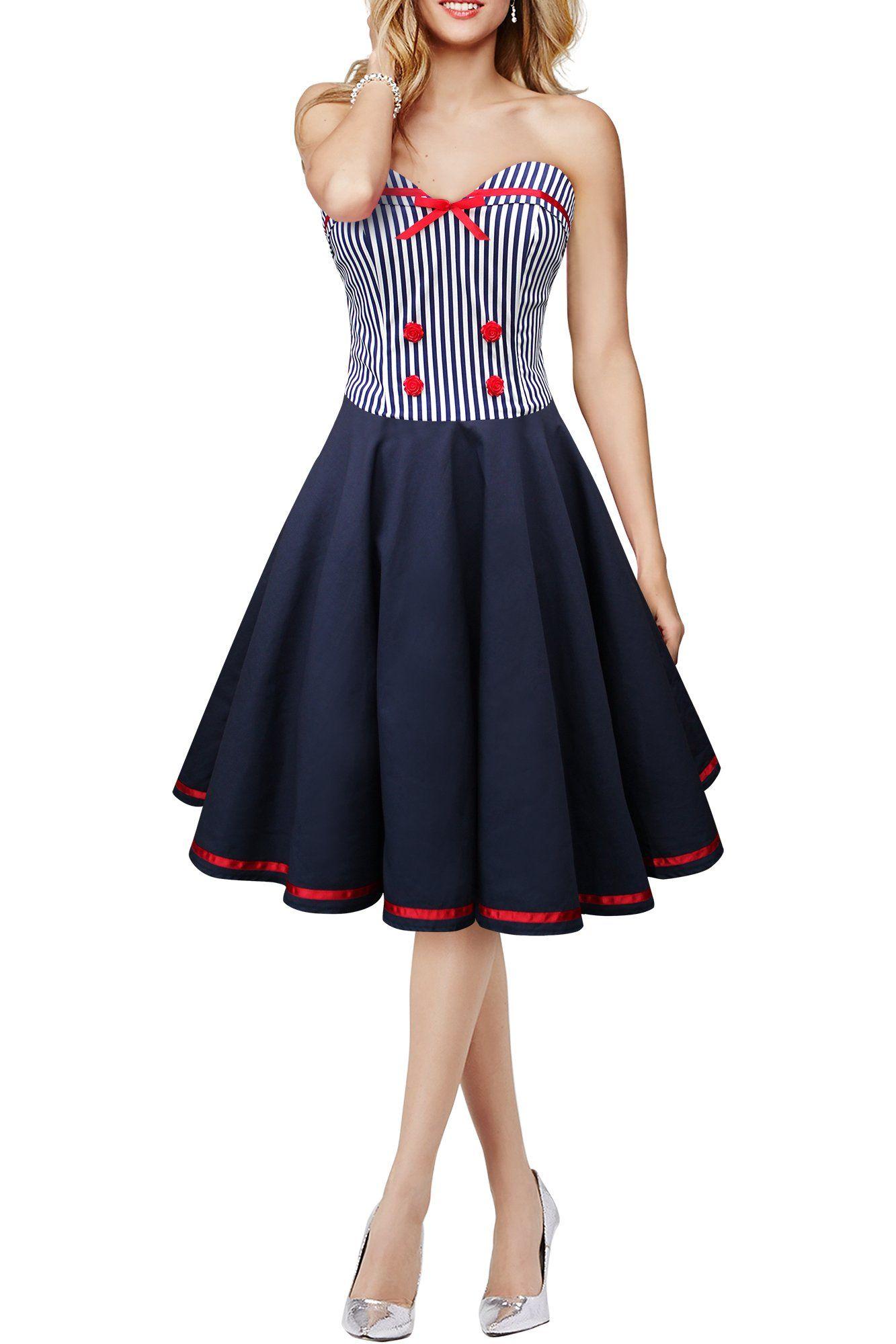 50er kleid kostum