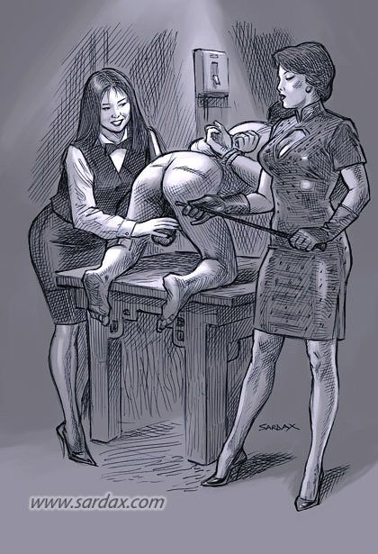 Asian mistress comic