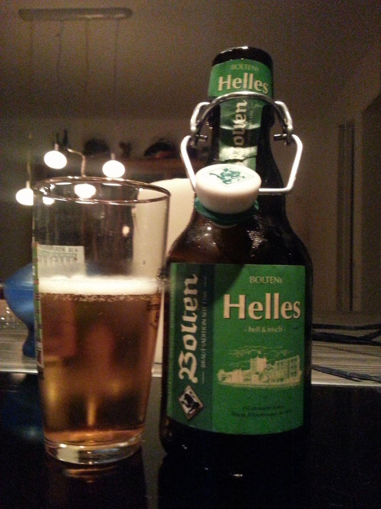 Bolten Helles. Bolten Brauerei. Korschenbroich-Neersbroich. #beer #bier