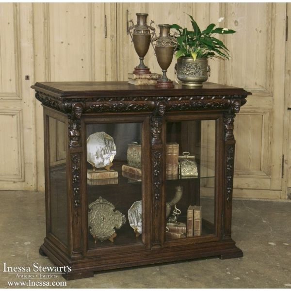 Your source for French and European Antique Furniture and Accessories. Shop  online or visit us in Dallas, TX or Baton Rouge, LA. - Antique Furniture Antique Buffets And Sideboards Renaissance
