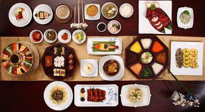 전통복합문화공간 북악산 삼청각 한국의집