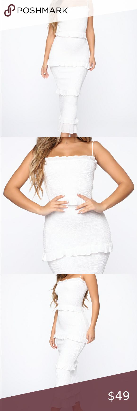 New Bodycon Ruffle Maxi Dress White Large Ruffled Maxi Dress Maxi Dress Fashion Nova Dress [ 1740 x 580 Pixel ]