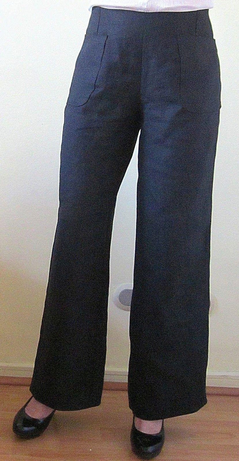 Pantalón pata de elefante  e2b2f2d15d92