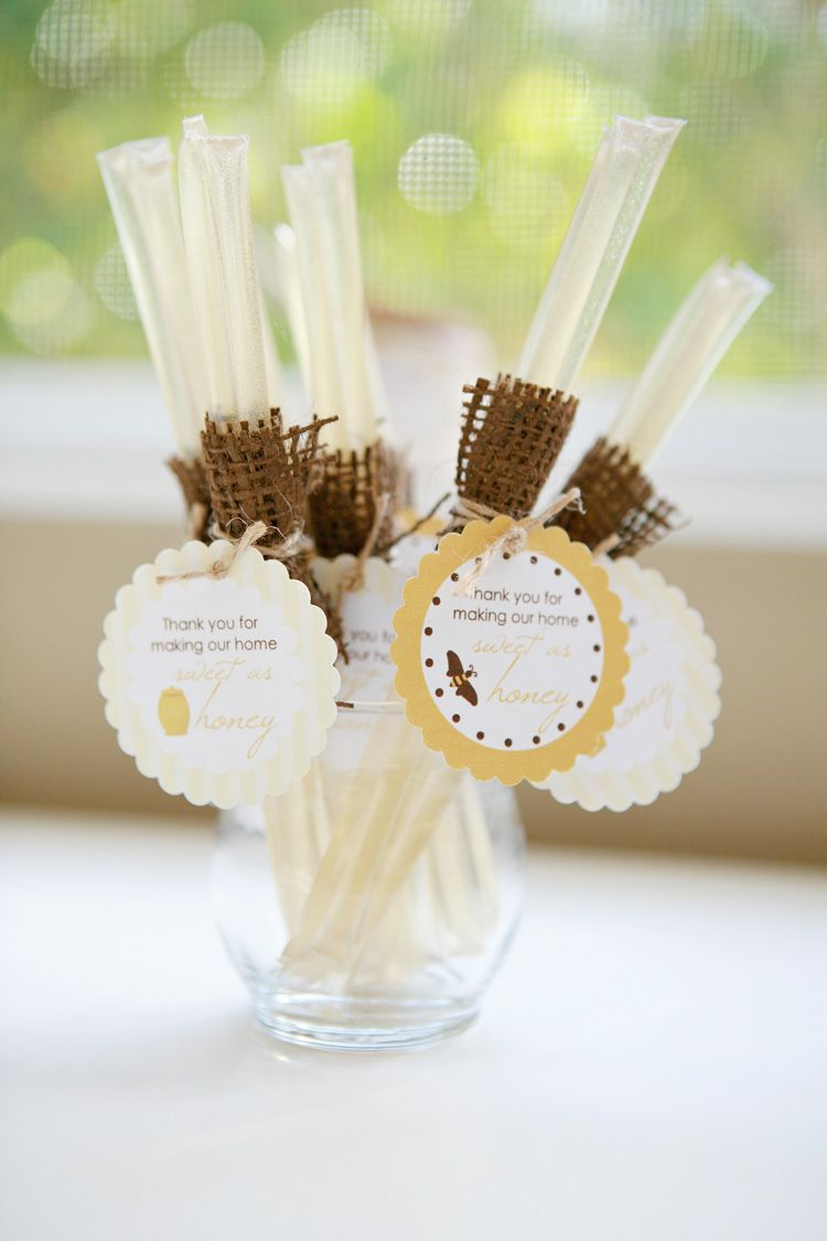 honey sticks - \