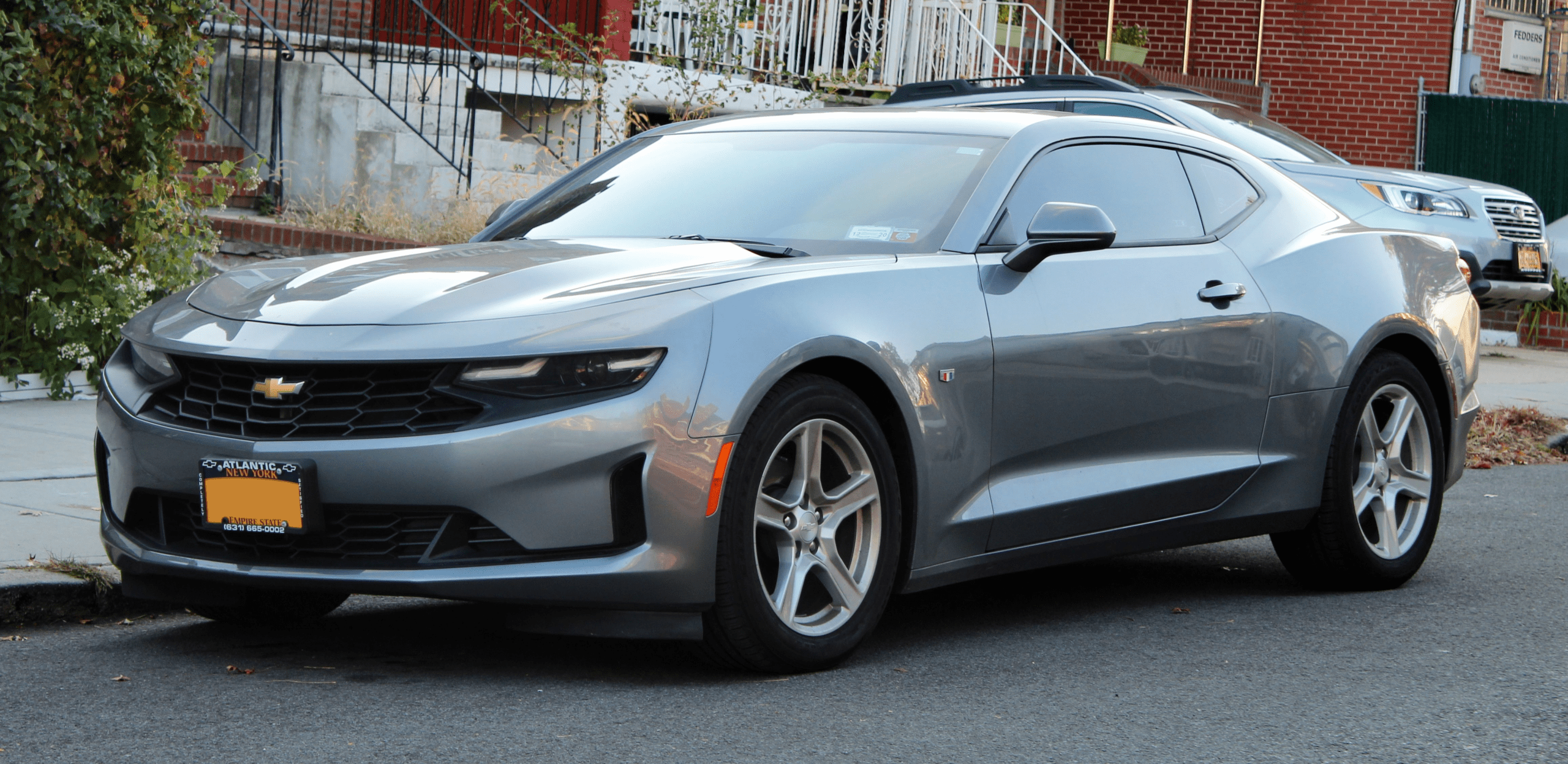 2021 Chevy Camaro Competition Arrival First Drive
