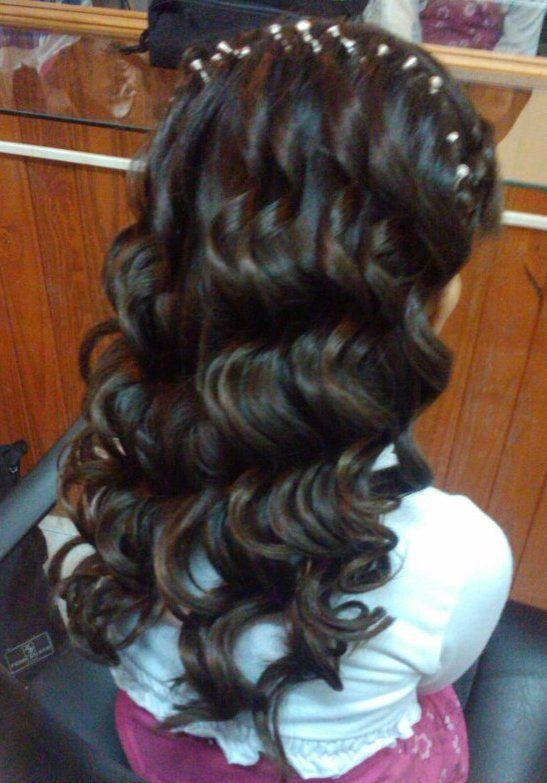 Peinado Realizado por alumnas del Instituto KAR y NELL