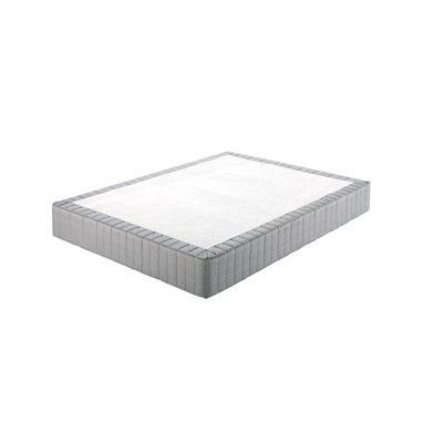 Sierra Sleep Twin Boxspring Mattress Box Springs Mattress