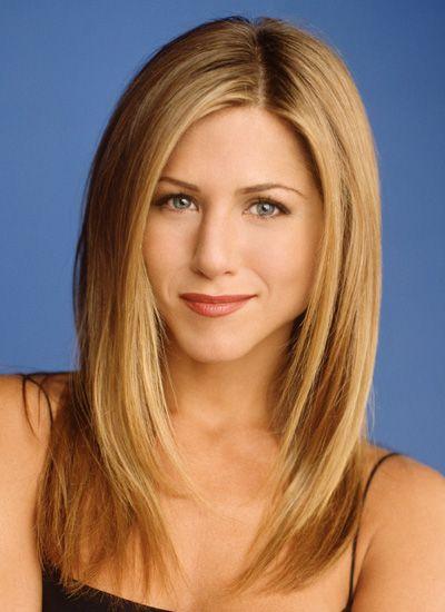 Rachel From Friends Hairstyle Rachel Green Hair Jennifer Aniston Hair Friends Long Bob Hairstyles
