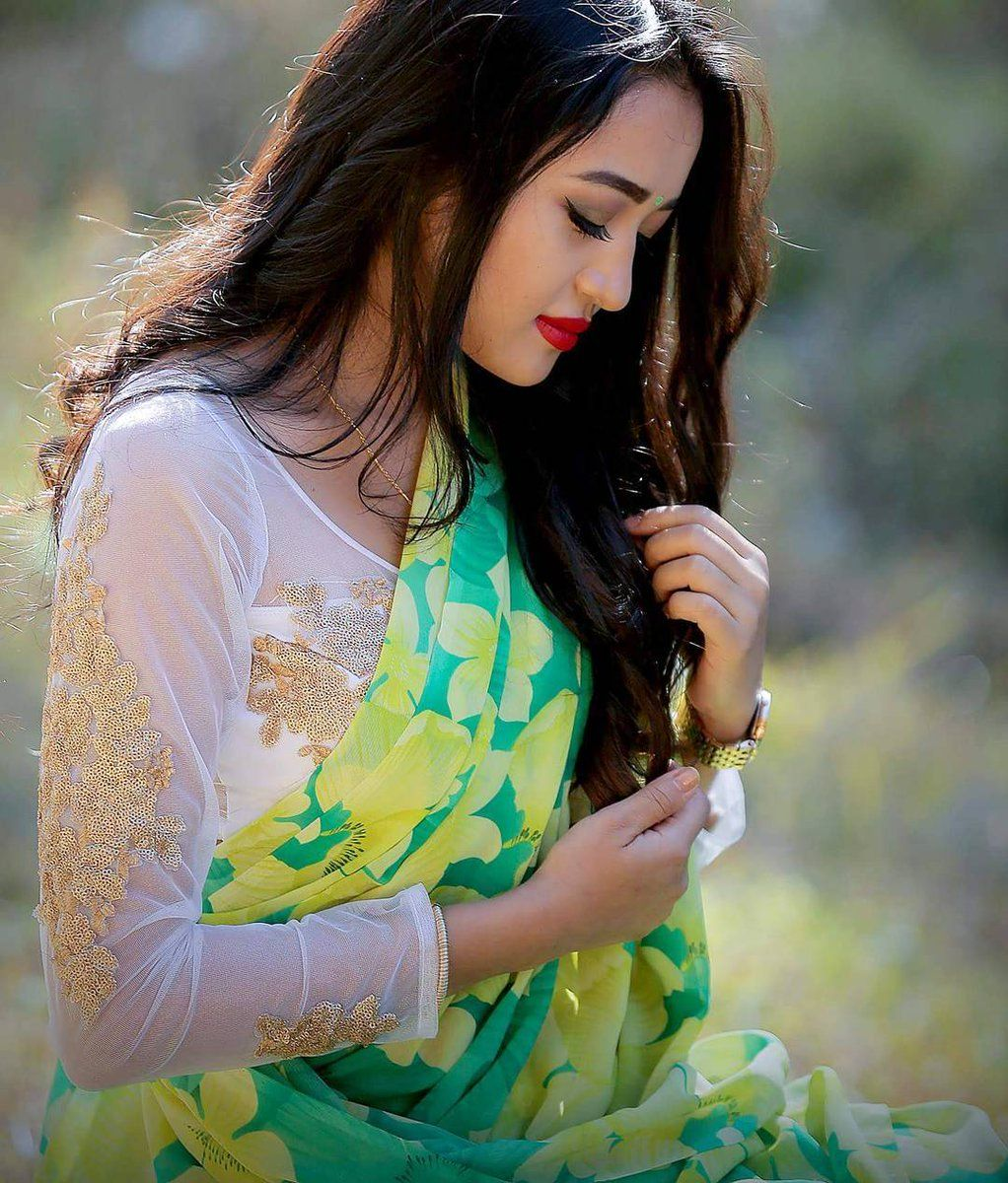 Nepali Heroin Saree Photos: Photography Women, Saree