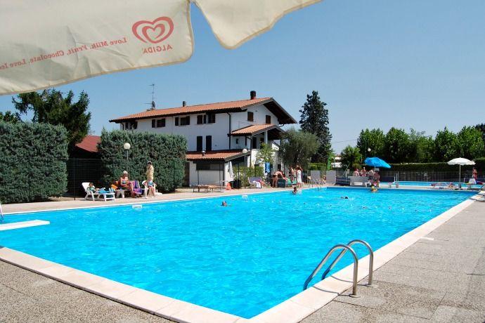 Camping Trevisago Moniga Del Garda Gardasee Und Camping