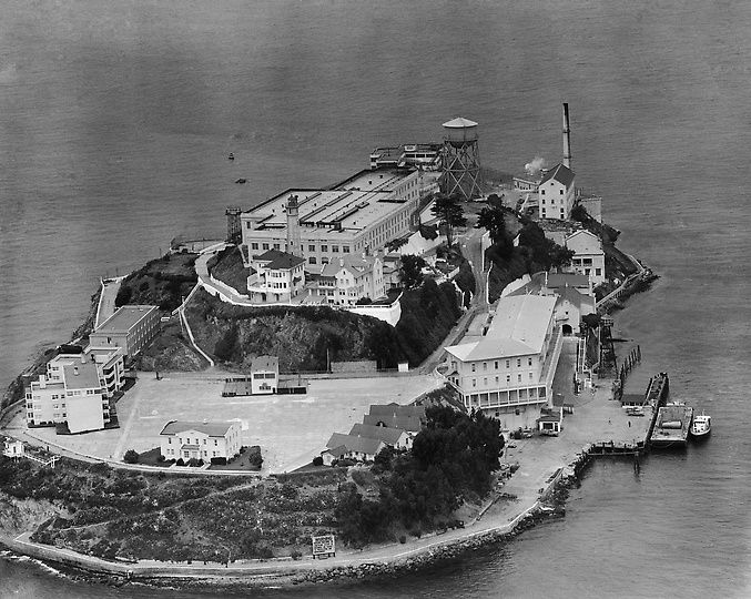 On this day – June 11, 1962 – Frank Morris, John Anglin and Clarence Anglin became the only prisoners to escape from the prison on Alcatraz Island.