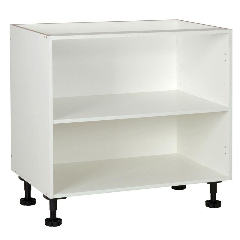 Kaboodle 1000mm Blind Corner Base Cabinet   Kitchen cubby ...