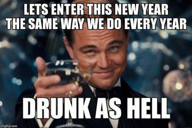 Funny Meme Of 2018 : Happy new year memes quotesmeme meme