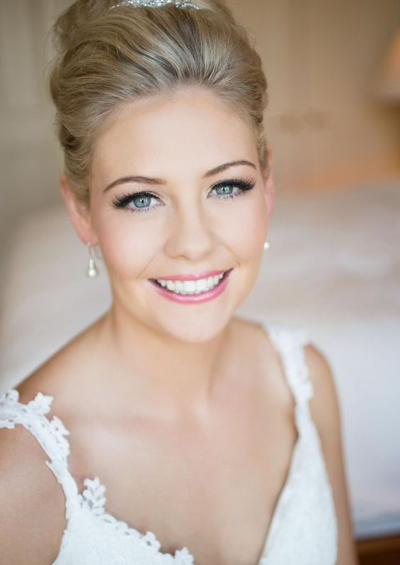 90+ Natural and Impressive Wedding Makeup Ideas * Page 13 of 23, #Ideas #Impressive #Makeup ...