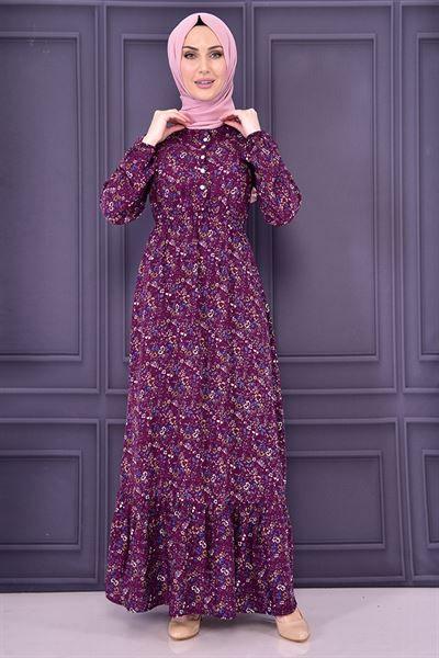 Photo of Tesettür Elbise – Tesettür Elbise Modelleri – Modamerve.com