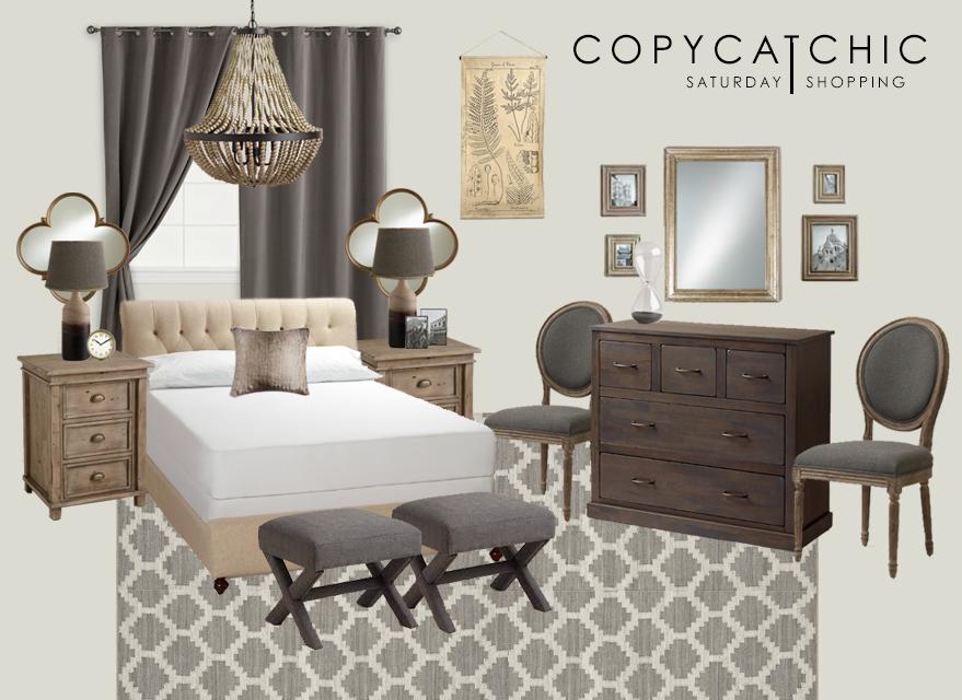 world market bedroom furniture. Copy Cat Chic  Saturday Shopping Cost Plus World Market A neutral rustic Rustic Master Bedroom DesignMaster Furniture
