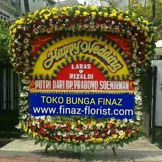Florist Di Daerah Jakarta Pusat Bunga Papan Pernikahan 07 Toko Bunga Finaz Toko Bunga Bunga Bunga Murah